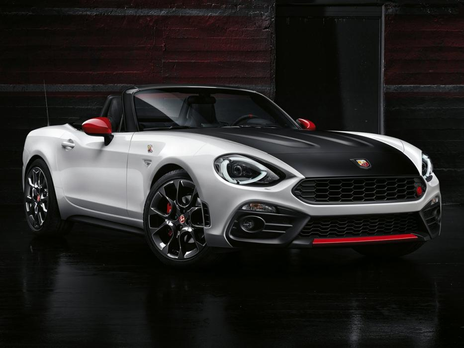 Abarth 124 Spider 2016 1.4 Turbo MultiAir 170CV - 0