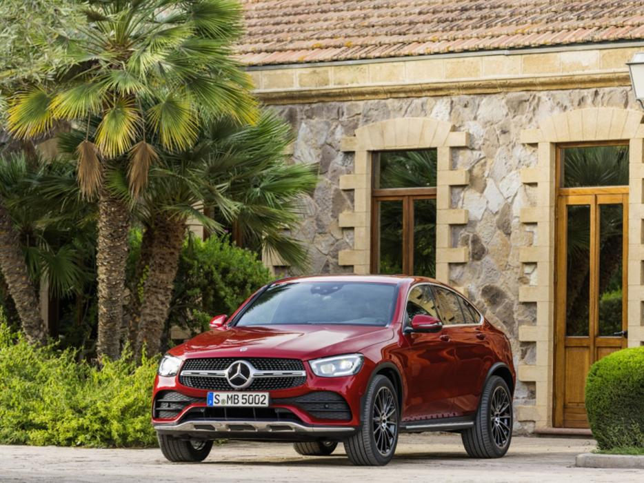 Mercedes GLC 2019 200 d 4MATIC - 0