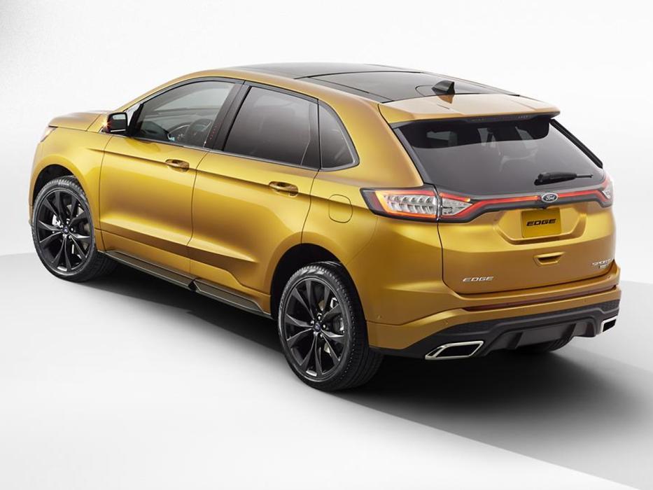 Ford Edge 2015 2 0 Duratorq Tdci 180cv Awd Titanium Topgear Es