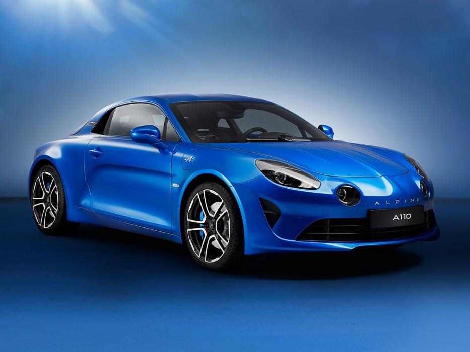 Alpine A110 2017 292 CV Color Edition 2020 - 0