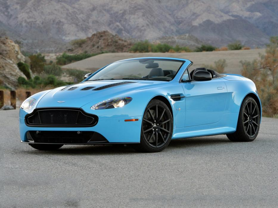 Aston Martin V12 Vantage Roadster 2007 6.0 V12 Manual - 0