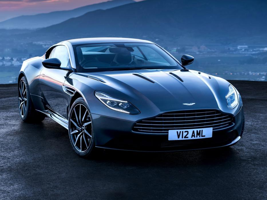 Aston Martin DB11 2016 V8 Coupé - 0