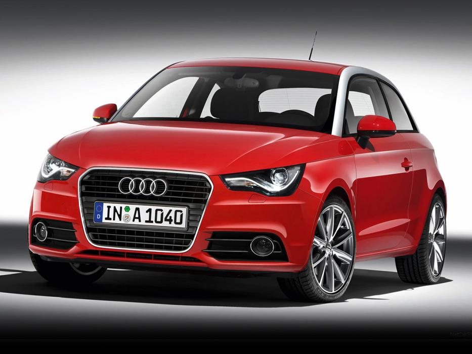 Audi A1 Hatchback 2010 1.6 TDI ATTRACTION 105 CV - 0