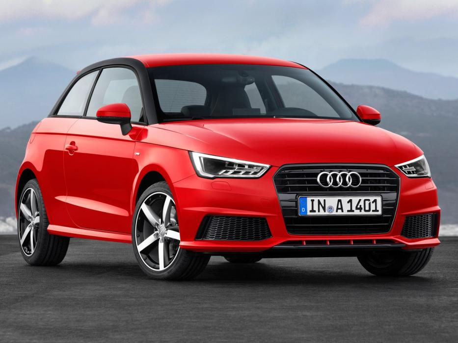 Audi A1 Hatchback 2015 1.6 TDI 116CV Attraction S-Tronic - 0