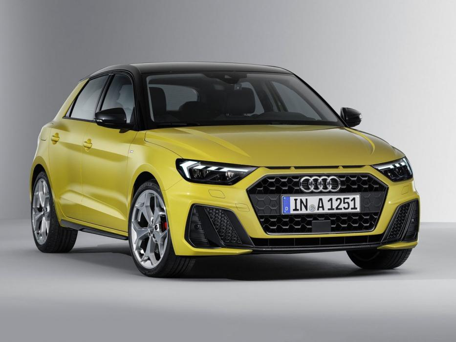 Audi A1 Sportback 2019 25 TFSI 95CV 5V Advanced - 0
