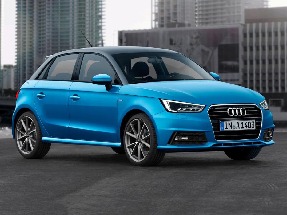 Audi A1 Sportback 2015 1.4 TFSI COD 150CV Attraction - 0