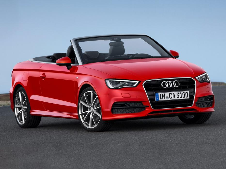 Audi A3 Cabrio 2013 2.0 TDI ATTRACTION - 0
