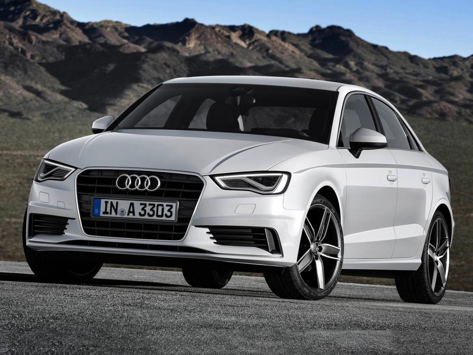 Audi A3 Sedan 2013 1.2 TFSI 110CV Attraction - 0