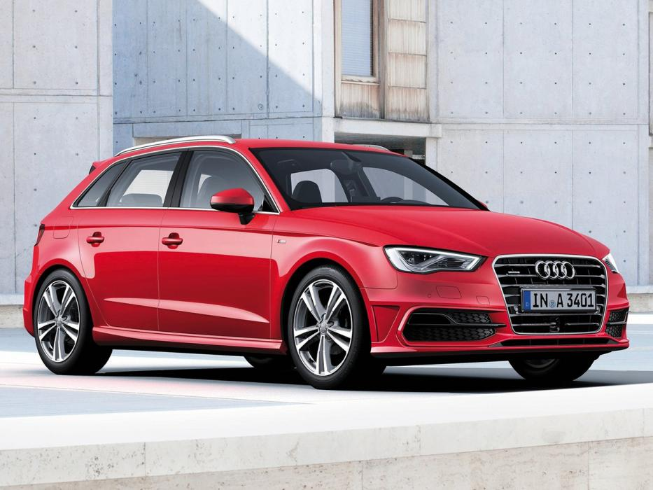 Audi A3 Sportback 2012 1.4 TFSI 110CV g-Tron S-Tronic Attraction - 0