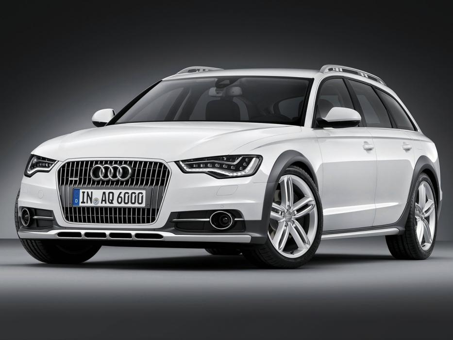 Audi A6 Allroad Quattro 2011 3.0 TDI S-TRONIC ADVANCED EDITION - 0