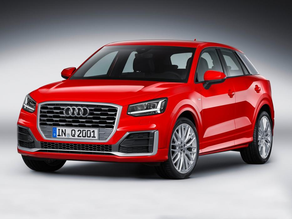 Audi Q2 2016 1.6 TDI 116CV Design Edition - 0