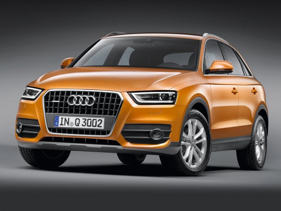 Audi Q3 2011 2.0 TDI 140CV QUATTRO S-TRONIC ATTRACTION - 0