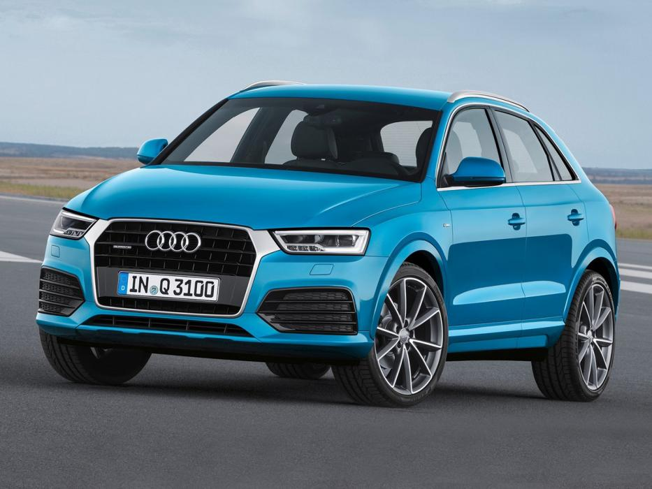 Audi Q3 2015 2.0 TFSI 170CV Quattro Attraction - 0