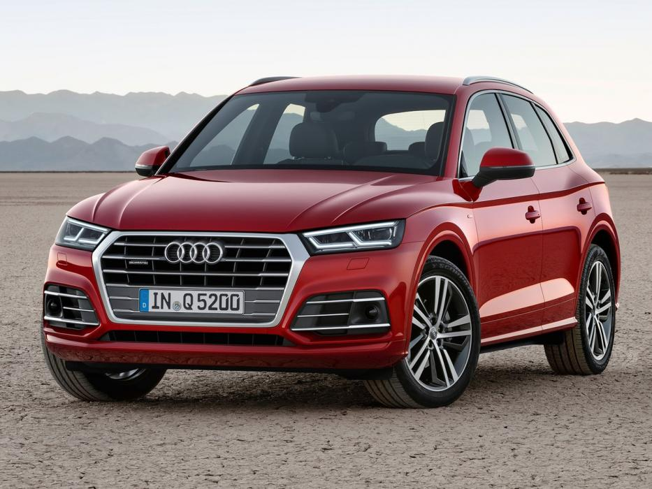 Audi Q5 2017 50 TDI quattro Advanced - 0