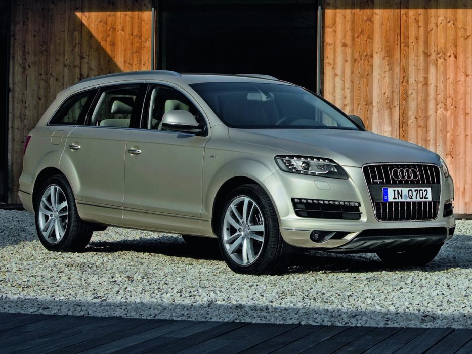 Audi Q7 2011 3.0 TDI 245CV Quattro Tiptronic Attraction - 0