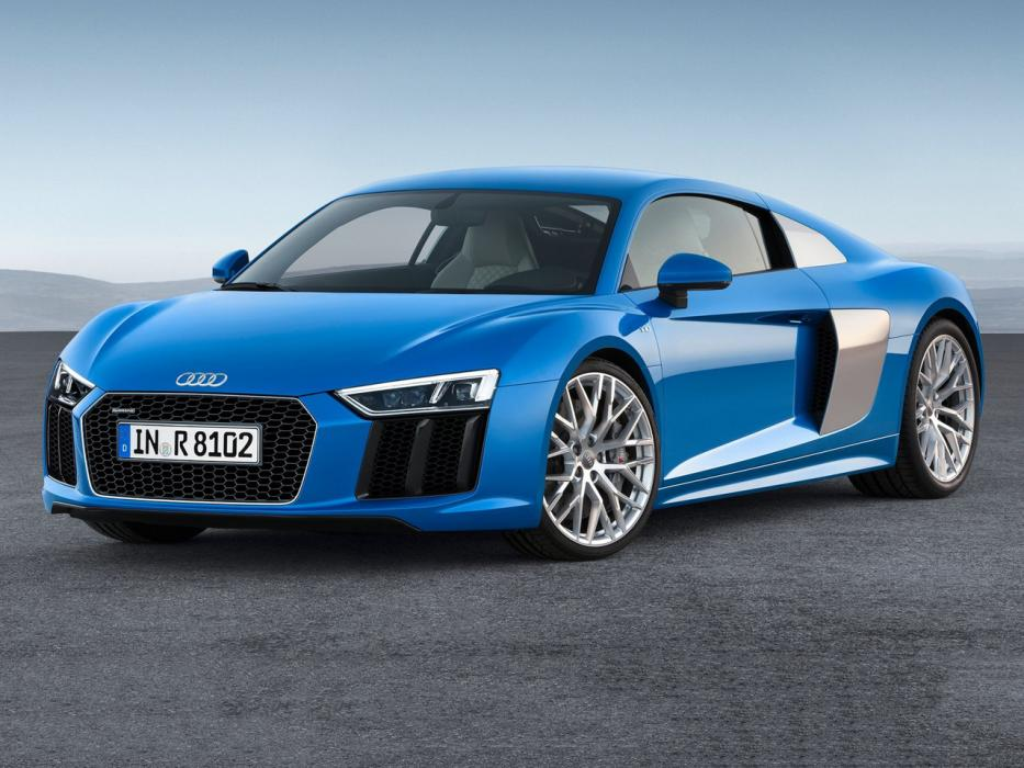 Audi R8 Coupe 2015 - 0