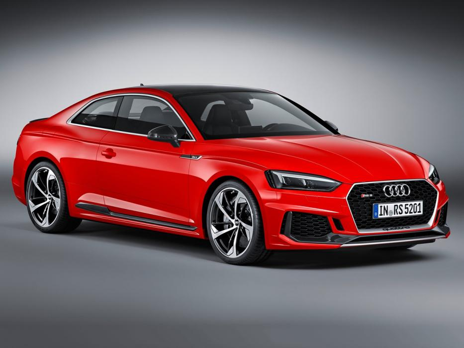 Audi RS5 Coupe 2017 - 0