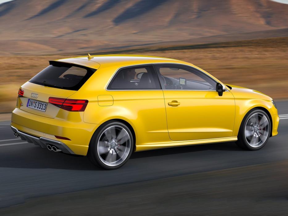 Audi s3 hatchback 2017 price 14