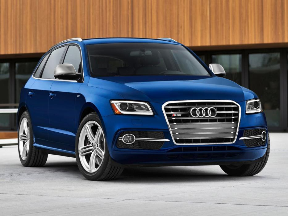 Audi SQ5 2013 3.0 TDI 326CV Quattro Tiptronic Competition - 0