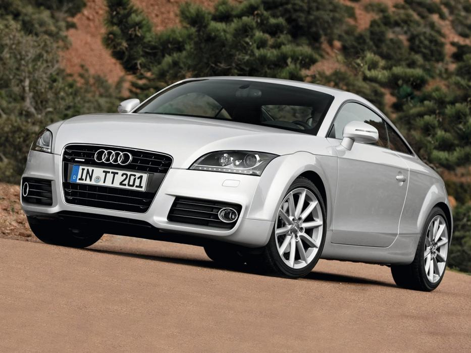 Audi TT Coupe 2010 1.8 TFSI S-TRONIC S-LINE EDITION - 0