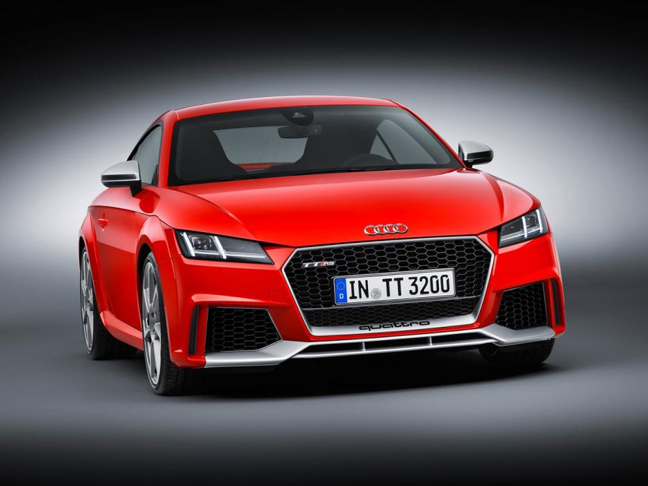 Audi TT RS Coupe 2017 PLUS 2.5 TFSI QUATTRO - 0