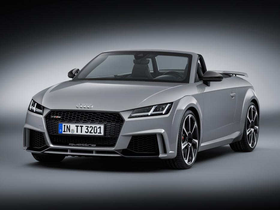 Audi TT RS Roadster 2017 PLUS 2.5 TFSI QUATTRO - 0