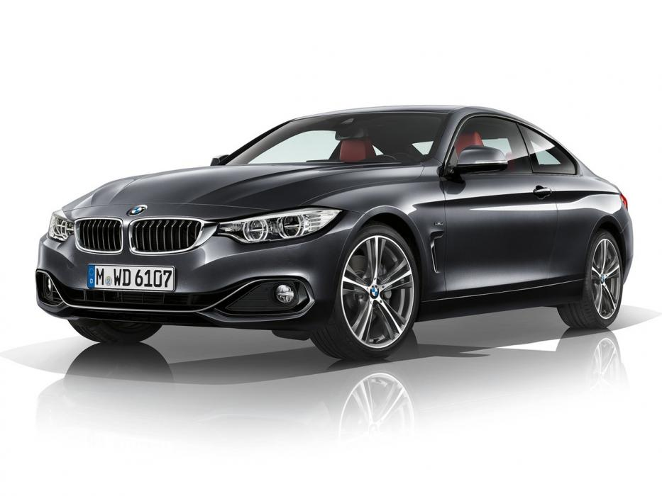 BMW Serie 4 Coupe 2014 420i - 0