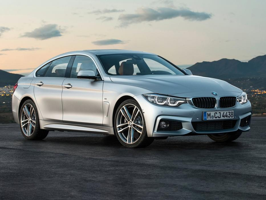 BMW Serie 4 Gran Coupe 2017 420d xDrive - 0