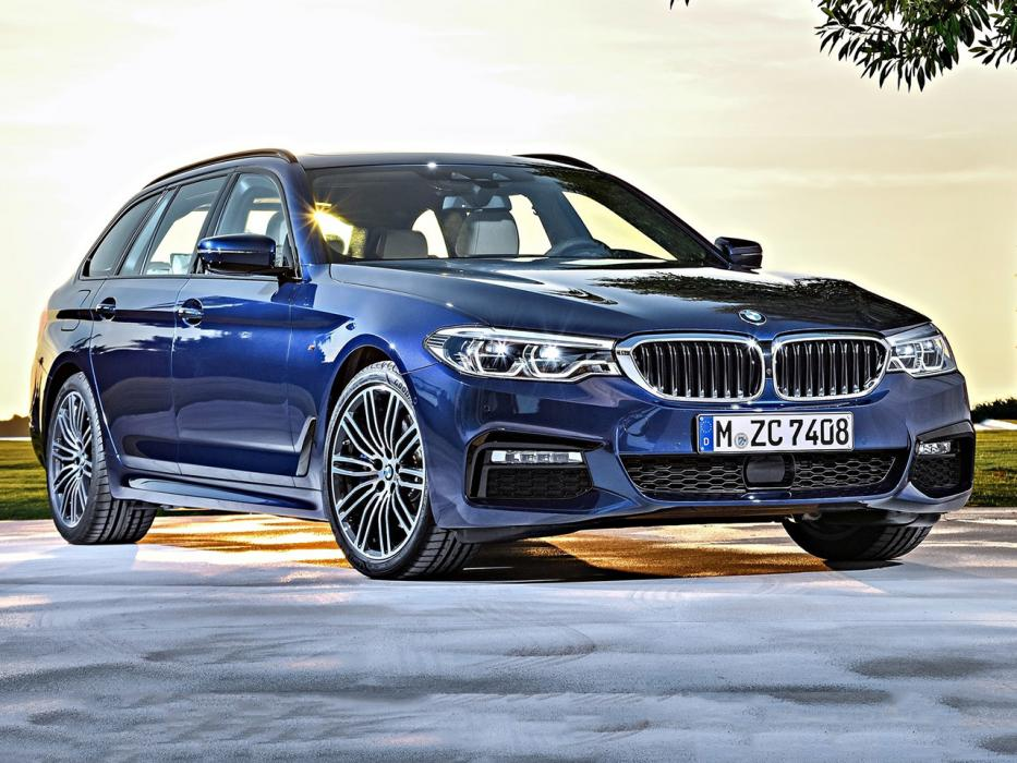 BMW Serie 5 Touring 2017 540d xDrive - 0