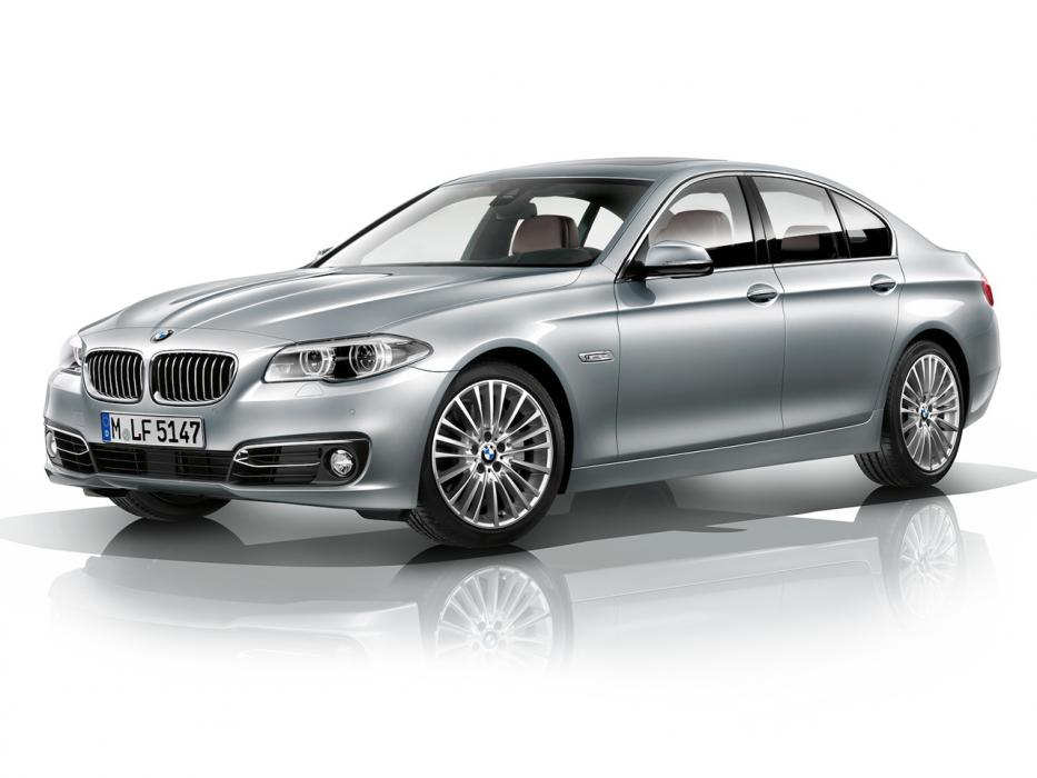 BMW Serie 5 Berlina 2009 550iA xDrive - 0