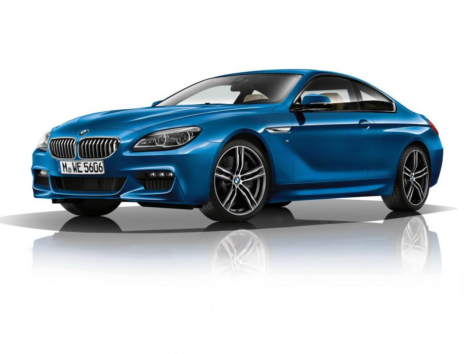 BMW Serie 6 Coupé 2016 640i xDrive - 0