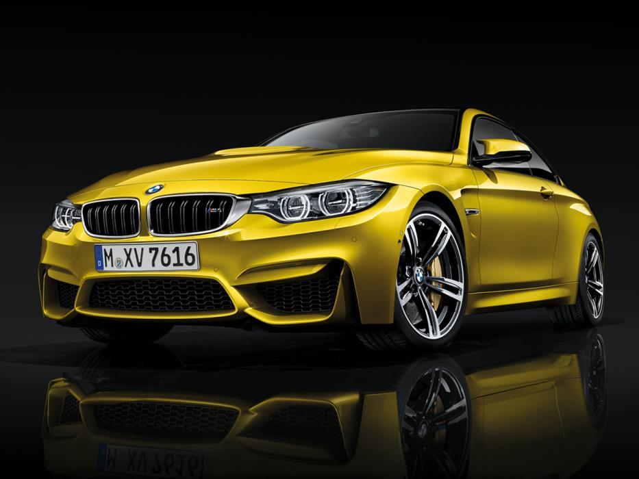 BMW M4 Coupe 2014 M4 - 0