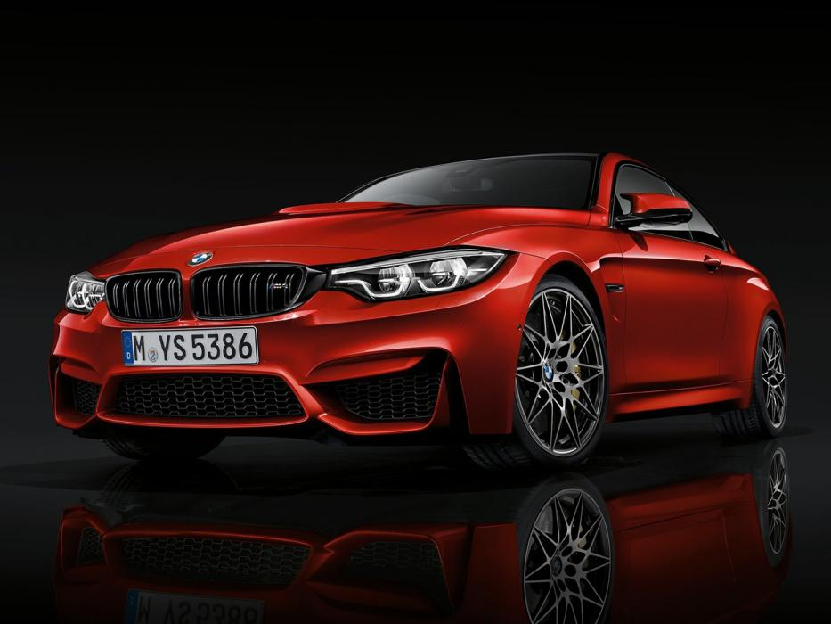 BMW M4 Coupe 2017 - 0