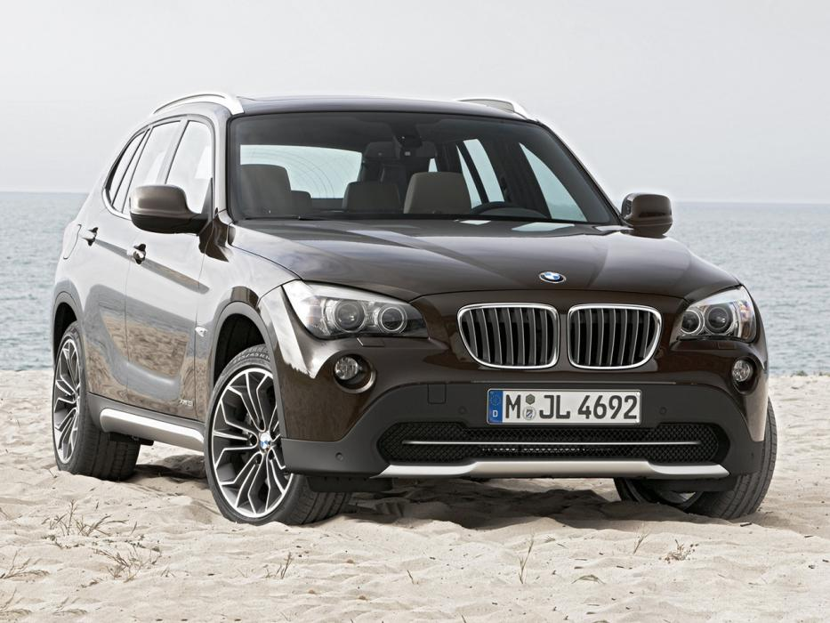 BMW X1 2009 sDrive20d - 0