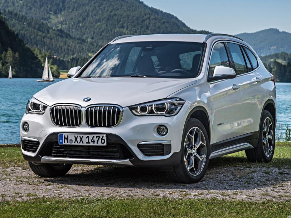 BMW X1 2015 sDrive20i - 0