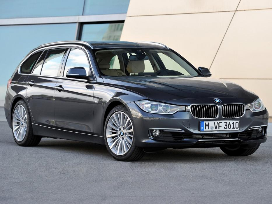 BMW Serie 3 Touring 2012 318d xDrive - 0