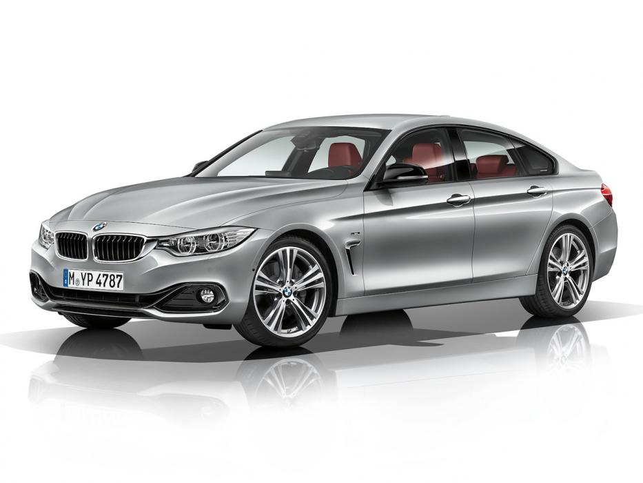 BMW Serie 4 Gran Coupe 2014 420i xDrive - 0