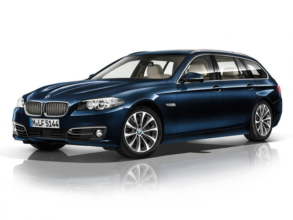 BMW Serie 5 Touring 2009 530dA xDrive - 0