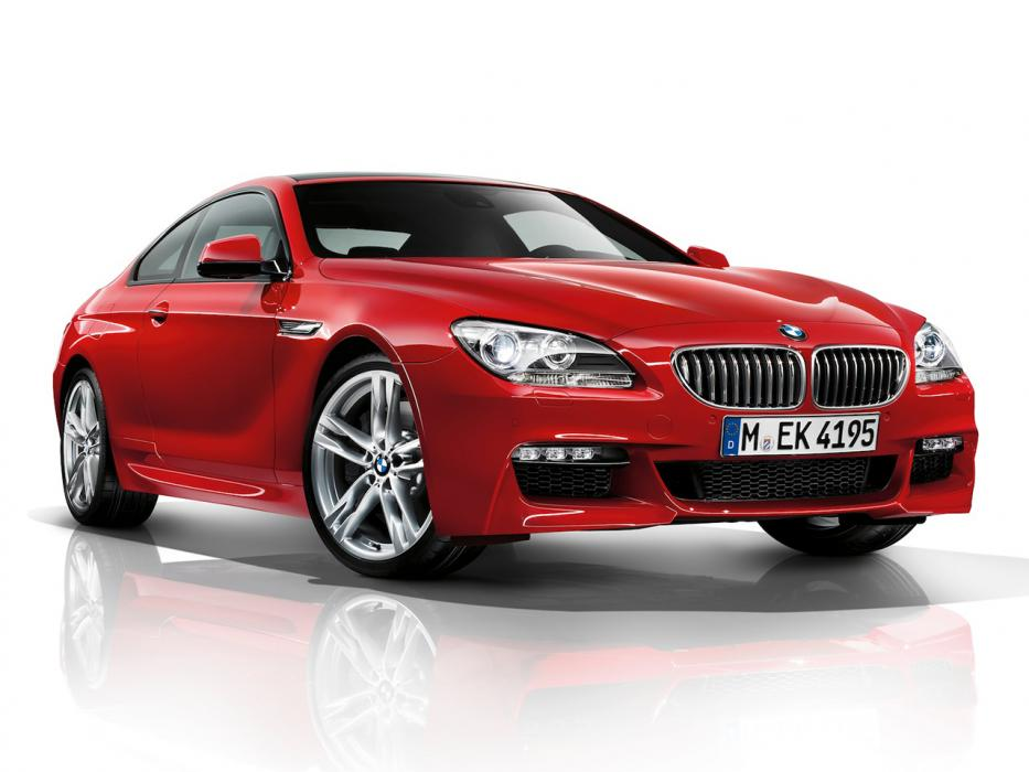 BMW Serie 6 Coupé 2011 650i xDrive - 0