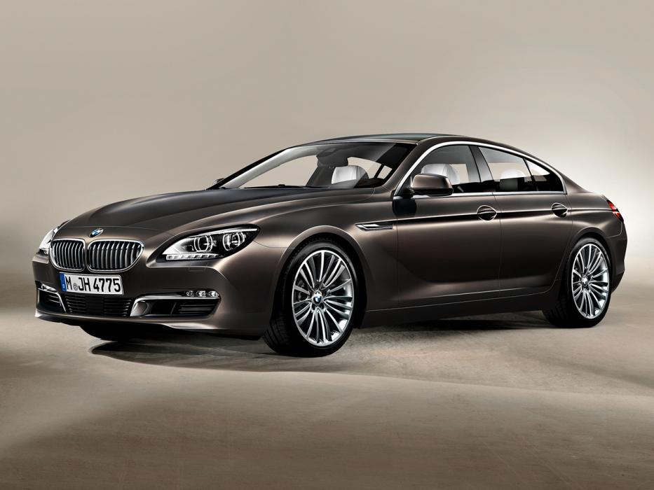 BMW Serie 6 Gran Coupé 2012 640d xDrive - 0