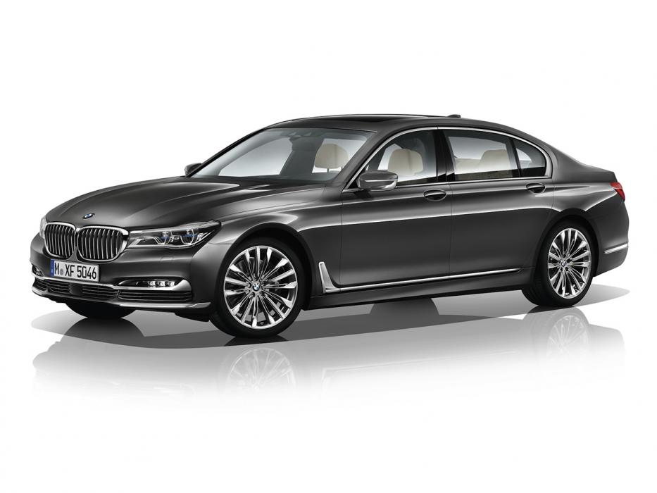 BMW Serie 7 Largo 2015 750Li xDrive - 0