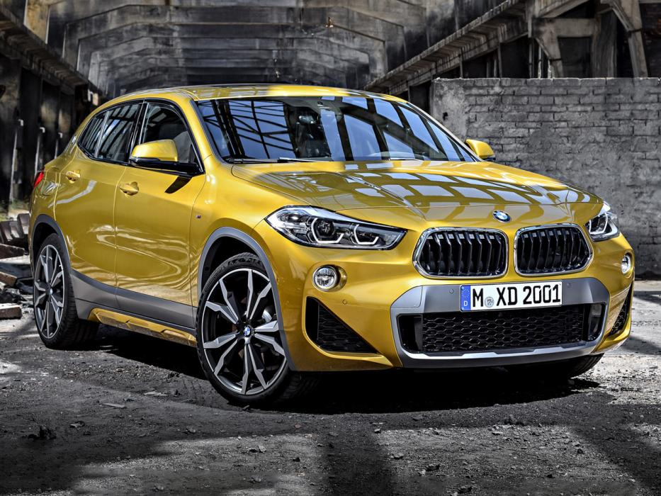 BMW X2 2017 sDrive18i - 0