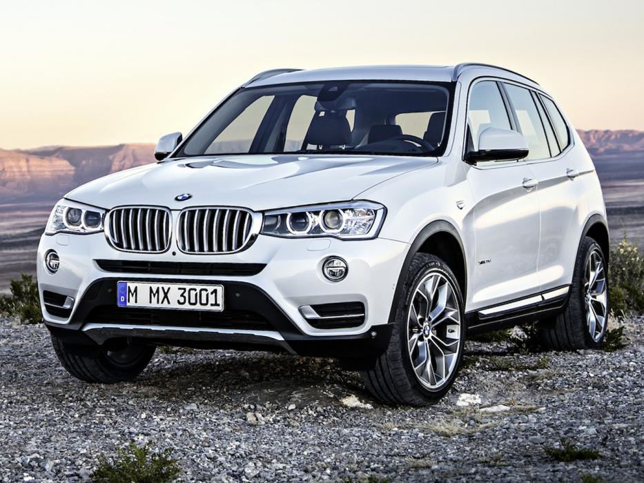 BMW X3 2015 sDrive18d - 0