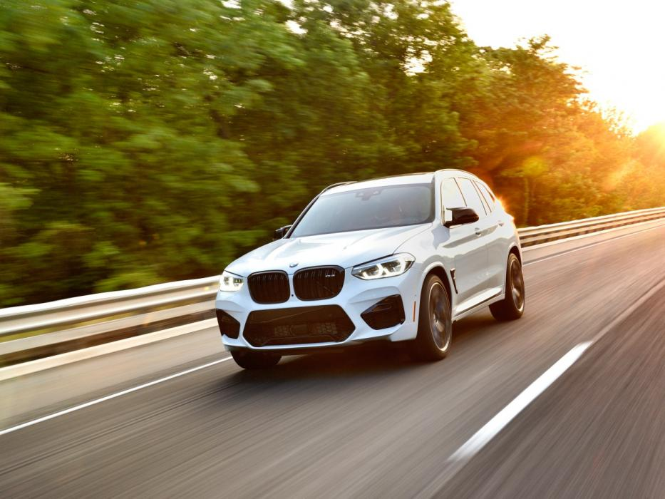 BMW X3 M 2019 Competition 510 CV - 0