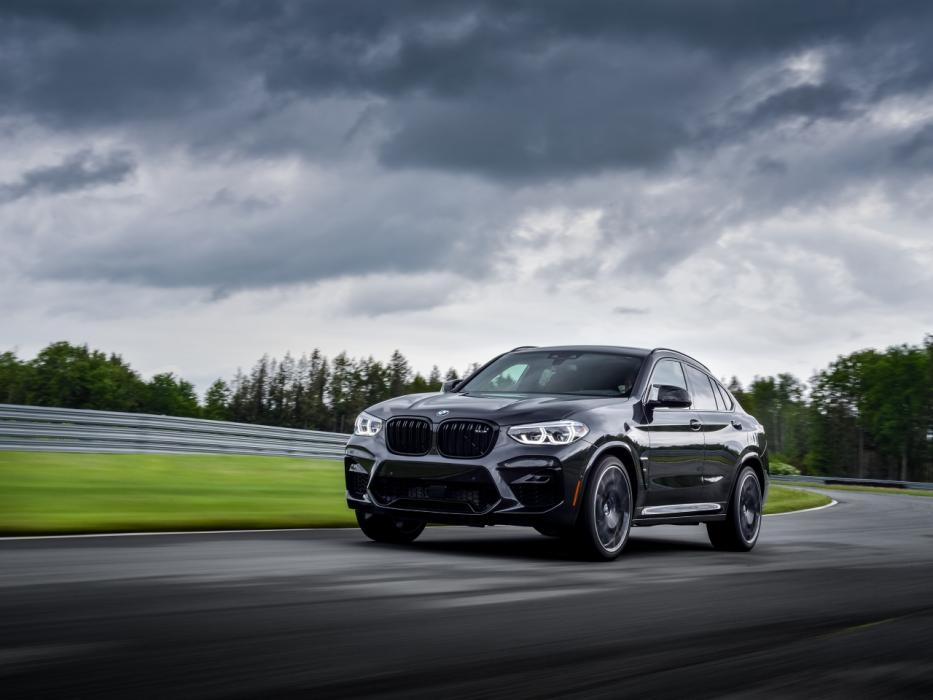 BMW X4 M 2019 Competition 510 CV - 0