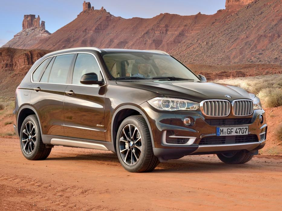 BMW X5 2013 xDrive40e iPerformance - 0