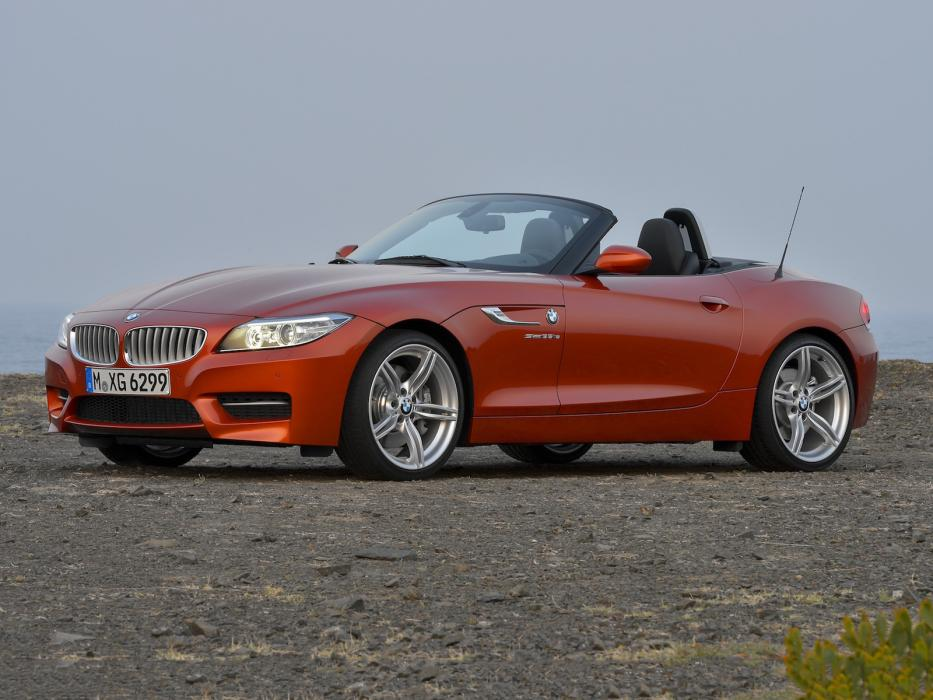 BMW Z4 Roadster 2008 sDrive35i - 0