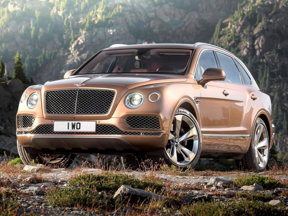 Bentley Bentayga 2015 W12 - 0