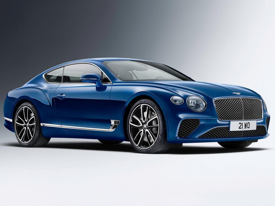 Bentley Continental GT Coupé 2018 - 0