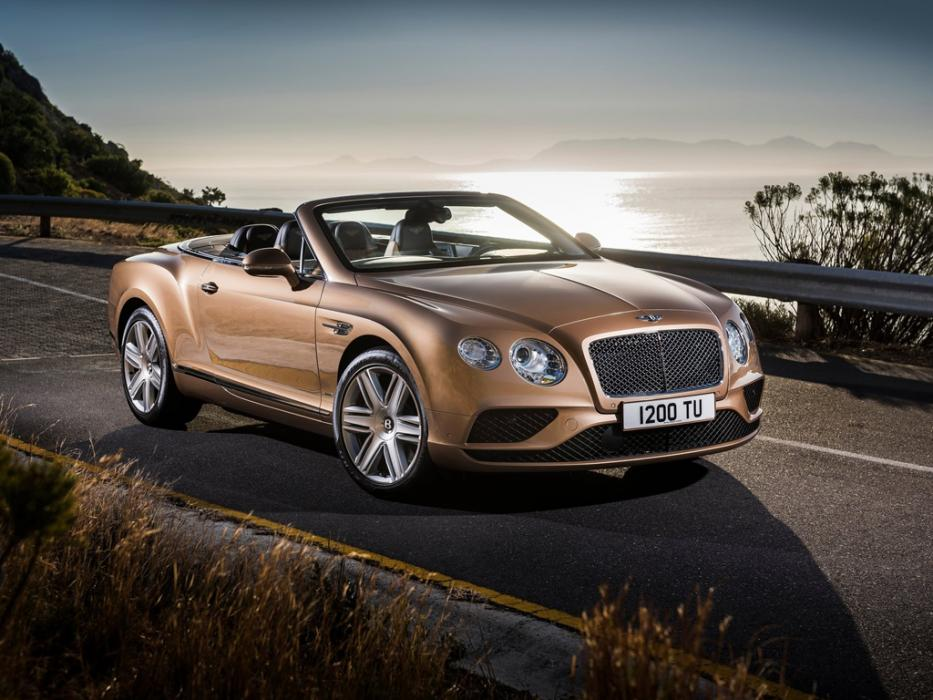 Bentley Continental GTC 2011 W12 - 0